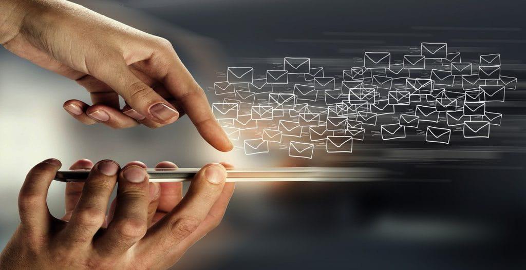 E-mail opnieuw verzenden