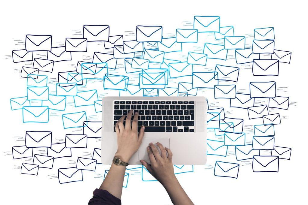 Standaard afzender e-mail