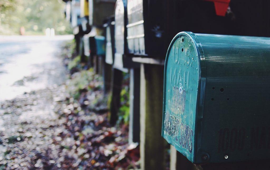 Bulkregistratie van e-mailberichten